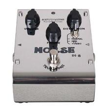 """Biyang DS-8 Electric Guitar Effect Pedal """"Mouse"""" Distortion 3 Mode True Bypass"""