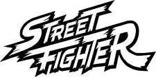 Street Fighter Juego Surf coche Jdm Vw Vag euro Vinilo Decal Sticker Skate Jap
