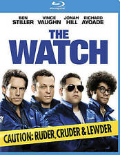 The Watch (Blu-ray Disc, 2016) NEW SEALED Ben Stiller Vince Vaughn Jonah Hill