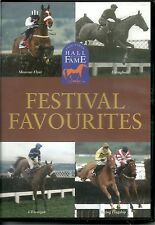 FESTIVAL FAVOURITES CHELTENHAM HALL OF FAME DVD - MOSCOW FLYER & MORE