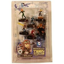"""DC HeroClix Teen Titans """"The Ravagers"""" Fast Forces Pack"""