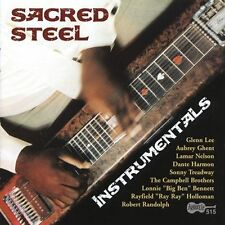 Various Artists-Sacred Steel Instrumental CD NEW