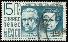 Scott # C236 - 1956 - ' Valentine Gomez Farias & Melchor Ocampo '