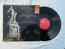 MOZART LP CONCERTO FOR CLARINET / BASSOON KARL LEISTER stereo contour cc 7553 NM