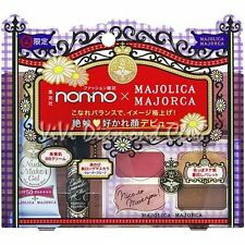 Shiseido MAJOLICA MAJORCA Nice To Meet You 00 LIMITED EDITION Makeup Travel Set