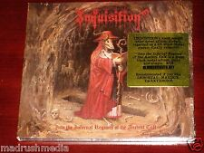 Inquisition: Into The Infernal Regions Of The Ancient Cult CD 2015 Digipak NEW
