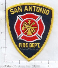 Texas - San Antonio TX Fire Dept Patch