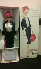 BARBIE COMMUTER SET DOLL ~COLLECTOR'S REQUEST 1959 REPRO~LIMITED EDITION  NRFB