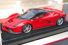 FERRARI LAFERRARI ROSSO CORSA FE09A 1/18 MR COLLECTION