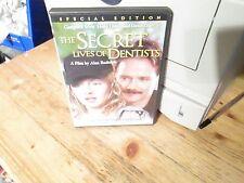 Jane Smiley SECRET LIVES OF DENTISTS rare INDIE dvd DENIS LEARY Hope Davis