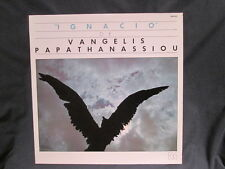 IGNACIO soundtrack - VANGELIS PAPATHANASSIOU - EGG Records (FRANCE)  LP