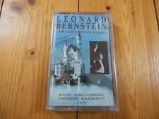 Leonard Bernstein  Ein Leben für die Musik  / MC OVP