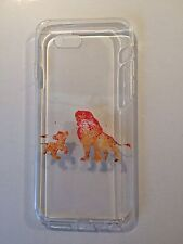 Disney Lion King Simba Clear Silicone Gel Case For iPhone 6 Or 6s