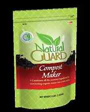 Natural Guard Compost Maker 3 lb bag