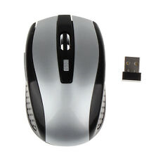 Portable 2.4G Wireless Optical Mouse Mice For Computer PC Laptop US 2016 1