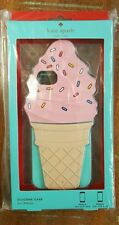 Kate Spade Ice Cream Cone Silicone iPhone 6 Case in Multi New In Box