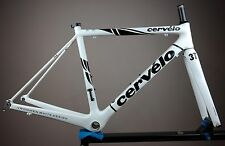 CERVELO R3 VROOMEN.WHITE.DESIGN FULL CARBON FRAME SET VERY LIGHT PARIS ROUBAIX