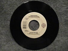 "45 RPM 7"" Record Karyn White The Way You Love Me & Love On The Line 1988 7-27773"