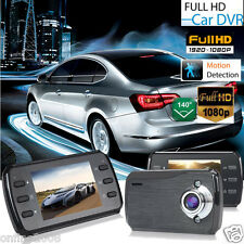 "2.4"" Full HD 1080P Car DVR Vehicle Video Camera Recorder Dash Cam Night G-sensor"