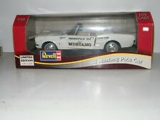 Revell 1965 Ford Mustang Pace Car Convertible Limited Edition 1:18 Scale