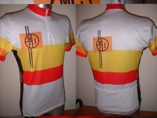 MFI Shirt Jersey Top Adult Medium Cycling Cycle Bike Vintage Germany Deutsch
