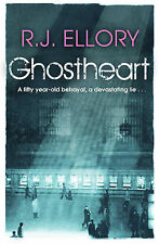 Ghostheart R.J. Ellory Very Good Book