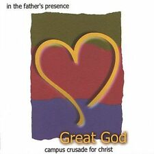 In the Father's Presence: Great God 2002 - Disc Only No Case
