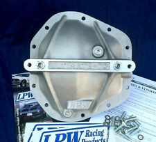 DANA 70 ALUMINUM REAR SUPPORT COVER, LPW ULTIMATE AXLE PERFORMANCE DIFF GIRDLE