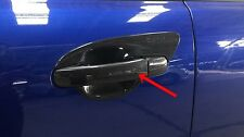BLACK HANDLE COVER TRIM FOR FORD RANGER 2016 DOUBLE CAB SET OF 8