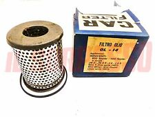 FILTRO OLIO INNOCENTI COUPE SPIDER 950 - 1100 CC -  MINI T + COOPER ORIGINALE