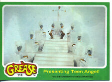 grease movie Topps trading card vtg 1978 #118 Franke Avalon Beauty School