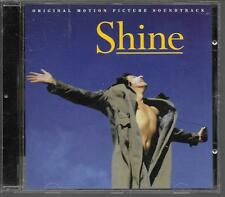 CD ALBUM BOF/OST 34 TITRES--SHINE--DAVID HIRSCHFELDER