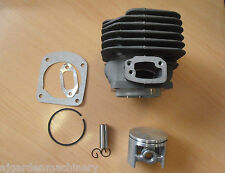 52MM Cylinder & Piston Assy For HUSQVARNA 61 268 272 272K 272XP