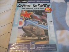 Potencia de aire-la Guerra Fría PC Nuevo Sellado (add-on para vuelo Sim 98, 2000 & combate)