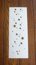 Stars Cake Stencil Mask for Cake Decorating. Reusable 190micron Mylar (Design 2)