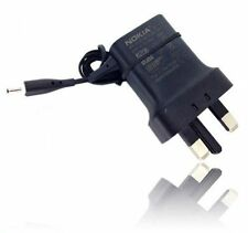 GENUINE NOKIA MAINS CHARGER THIN SMALL PIN FOR NOKIA 1209, 1280, 1650, 1661