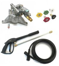 POWER PRESSURE WASHER PUMP & SPRAY KIT Excell VR2500 / EX2RB2321 Upgrade Kit