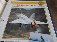 Faszination 4 37 Convair F 106 Delta Dart USA