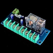 UPC1237 Speaker Protection Board DIY KIT Used Japan OMRON Relay for Dual Channel