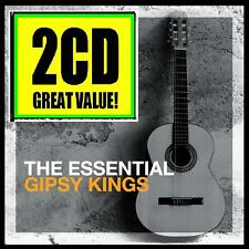 GIPSY KINGS (2 CD) THE ESSENTIAL ~ BAMBOLEO ~ FLAMENCO GREATEST HITS GYPSY *NEW*