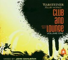 CLUB AND LOUNGE = Dahlbäck/Hardsoul/Romboy/Knight..=2CD= HOUSE DOWNTEMPO MINIMAL