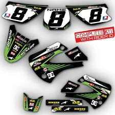 2000-2014 KX 65 GRAPHICS KIT KAWASAKI KX65 DECO MOTOCROSS DIRT BIKE MX DECALS