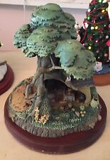 Walt Disney Classics Collection Enchanted Places Poor Bears House