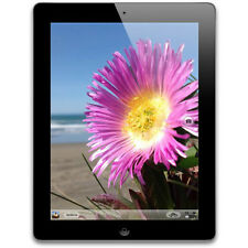 "Apple iPad 4th Generation 32GB w/ Wi-Fi 4G LTE AT&T, 9.7"" - Black (Refurbished)"