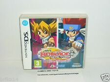 JEU NITENDO DS COMPLET BEYBLADE METAL FUSION CYBER PEGASYS