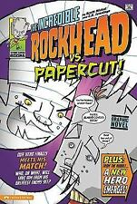 Incredible Rockhead vs Papercut! (Graphic Sparks Graphic Novels)