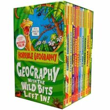 Horrible Geography Collection 12 Books Set RRP: £ 70.80