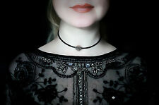 BDSM submissive day collar fetish dominant slave jewelry necklace chocker woman