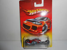 Hot Wheels 2007 Exclusive Assortment Red Card Hammer Sled