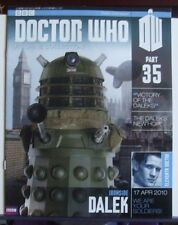 BBC Doctor Who Figurine Collection (Magazine Only) Part 35 Ironside Dalek